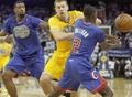 "Dankeri pret snaiperiem: ""Clippers"" pret ""Warriors"""