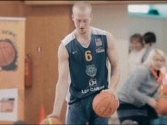 "Video: ""Basketbols aicina"" Saldū"