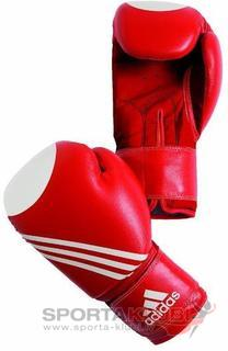 """TRAINING"" Boxing Glove ""Wako Model"" RED (ADIBT21-R)"