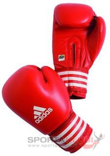 AIBA Boxing Gloves, red (AIBAG1-RED)