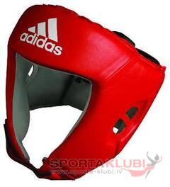 Ķivere AIBA Boxing Head Guard RED (AIBAH1-R)