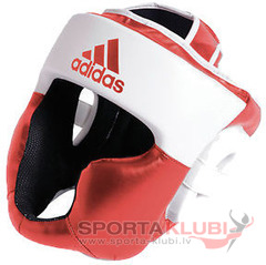 Ķivere RESPONSE Standard Head Guard (ADIBHG023 RED/WHITE)