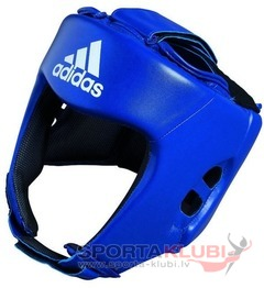 Amateur Training Boxing Headguard,blue (AIBAH1T-BLUE)