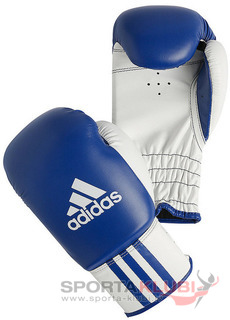 "Boksa cimdi ""ROOKIE-2 "" (ADIBK011 - BLUE/WHITE TRIM)"