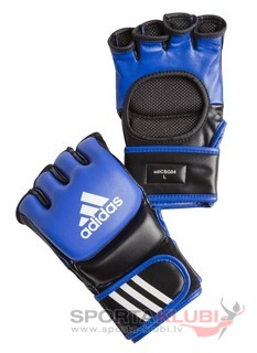 "Cimdi Ultimate Fight Glove ""UFC Type"" BLUE/BLACK (ADICSG041-BLUE/BLACK)"