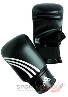 Economy bag glove ' Leather', black (ADIBGS04)