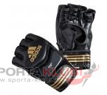 Graplinga cimdi TRADITIONAL Black/Gold (ADICSG07-B/GOLD)