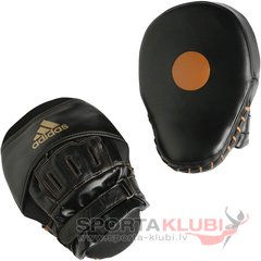 "Hook&Jab Pad  Professional Focus Mitts 'HEAVY WEIGHT"" (ADIBAC0111-BLACK)"