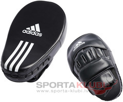 Training Curved Focus mitt long (ADIBAC02)