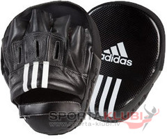 training Curved focus mitt short (ADIBAC01)