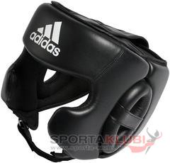 "TRAINING Headguard ""Wako Model"" (ADIBHG031-BLACK/W)"