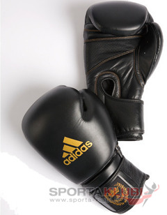 "Boksa cimdi ADISTAR training boxing glove ""BIG"" (ADIBC03-BLACK)"