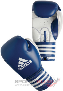 Ultima Competition Boxing Glove, blue (ADIBC02-B/W)