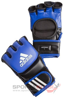 Ultimate fight glove blue (ADICSG041-BLUE)