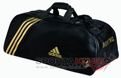 PU Sports Bag with Boxing Club Printing (ADIACC051-BOX)