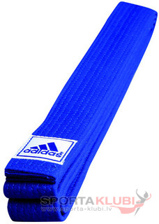 Economy Rank belt 40 mm blue (ADI190-BL)