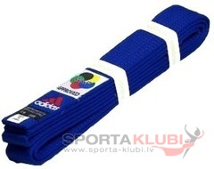 "Elite Belt ""WKF"" 45 mm, blue (ADIB240D240-BLUE)"