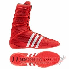 Boxing shoes ADIPOWER BOXING CORENE/WHT/B (V24371)