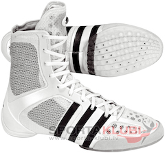 Boxing Shoes ADISTAR BOXING OLWHIT/BLACK (011959)