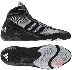Wrestling shoes response 3.1 BLACK1/BLACK1/METSIL (G96623)