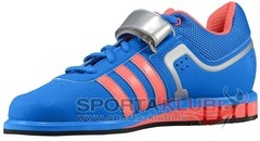 Weightlifting shoes powerlift.2 w BLABLU/REDZES/METSIL (G96620)