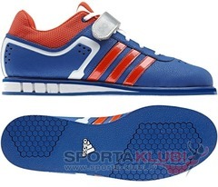 Weightlifting shoes powerlift.2 PRIINK/HIRERE/METSIL (G96435)