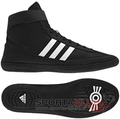 Wrestling shoes combat speed.4 BLACK1/RUNWHT/BLACK1 (D65552)
