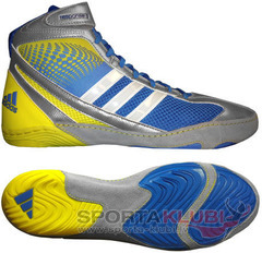 Wrestling shoes response 3.1.a TEGRME/RUNWHT/BAHBLU (D66080)