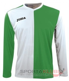 PREMIER L/S SHIRT GREEN-WHITE (1148.99.004)