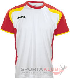 CAMISETA OPEN MAN BLANCO-ROJO-AMARILLO (2101.22.1012)