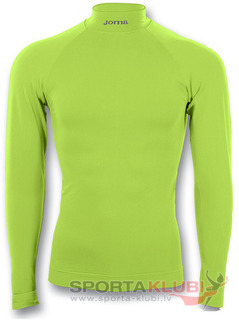 CAMISETA BRAMA M/LARGA COLOR VERDE FLUOR (3477.55.335S)