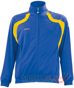 CHAQUETA CHAMPION POLI-TRICOT ROYAL-AMARILLO (3005J09.36)