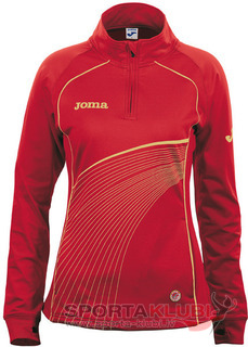 SUDADERA ELITE II WOMAN ROJO (1103.22.2013)