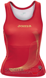 CAMISETA TIRANTES ELITE II WOMAN ROJO (1101.22.2033)