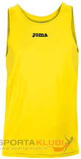 B-MAN SLEEVELESS SHIRT YELLOW (1001.31.1014)