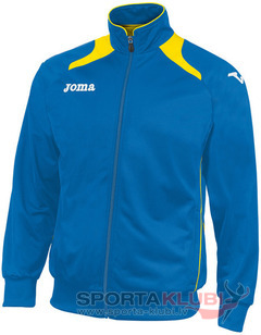 CHAQUETA POLY-TRICOT CHAMPION II ROYAL-AMARIL (1005J12.36)