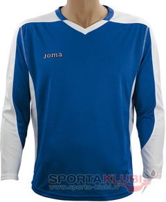 CAMISETA MUNDIAL M/LARGA ROYAL-BLANCA (1119.99.003)