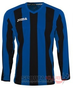 PISA 10 L/S SHIRT ROYAL-BLACK (1165.99.008)