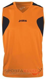 CAMISETA VOLLEY WOMAN NARANJA SIN MANGAS (1190.98.012)