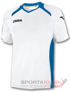 CAMISETA CHAMPION II BCO-ROYAL M/C (1196.98.014)