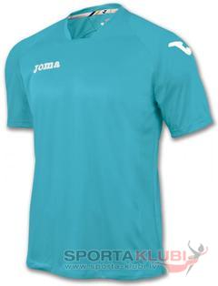 CAMISETA FIT ONE TURQUESA FLUOR M/C (1199.98.011)