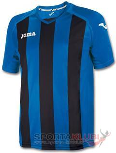 CAMISETA PISA 12 ROYAL-NEGRO M/C (1202.98.071)