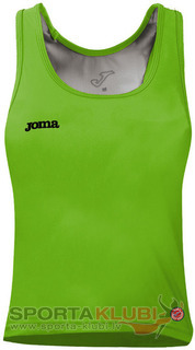 WOMEN SLEEVELESS LIME SHIRT (CAR.W8M72.40)