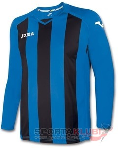 CAMISETA PISA 12 ROYAL-NEGRO M/L (1202.99.071)