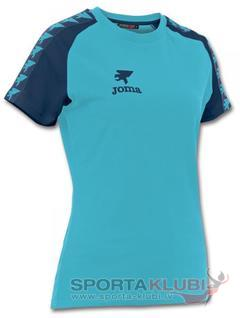 CAMISETA ORIGEN WOMAN ROYAL-MAR M/C (1208W98.007)