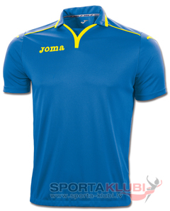 CAMISETA TEK ROYAL-AMARILLO M/C (1242.98.018)