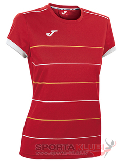 CAMISETA WOMAN CAMPUS ROJA M/C (2101.33.2015)