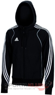 T8 Team Hoody M BLACK/WHITE (556628)