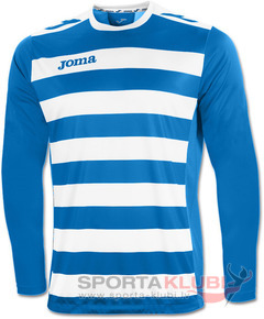 CAMISETA EUROPA II ROYAL-BLANCO M/L (1211.99.003)
