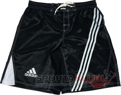 "Shorts FIT Board Short Satin ""DINAMIC STRIPES"" (ADISMMA02-BLACK/W)"